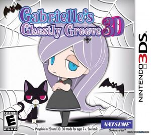 Gabrielles Ghostly Groove 3D