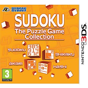 Sudoku the puzzle game collection