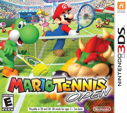 File:759px-Mario Tennis Open - North American Boxart.png