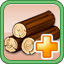 Wood Upgrade Research Icon (Bronze)