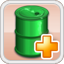 Resource-Oil Research Icon (Red)