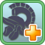 Knight Training Research Icon