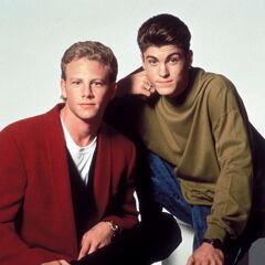 Steve & David