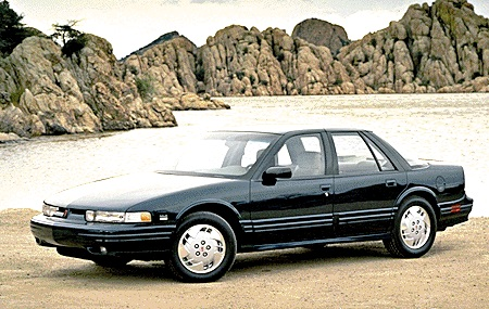 Oldsmobile Cutlass Supreme | Cars of the '90s Wiki ...