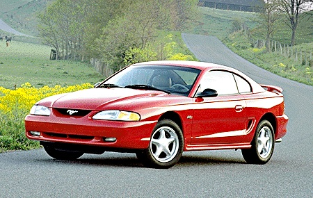 Ford Mustang Cars Of The 90s Wiki Fandom Powered By Wikia