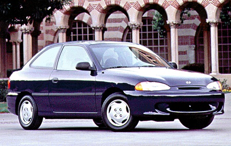 Hyundai Accent Mpg >> Hyundai Excel/Accent | Cars of the '90s Wiki | FANDOM ...