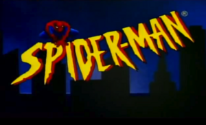 Spider-Man The Animated Series Title Card