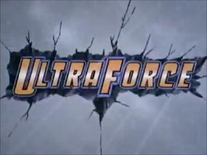 UltraForce Title Card
