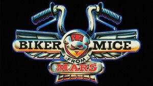 Bikermice from Mars Title Card
