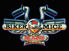 Bikermice from Mars Title Card2