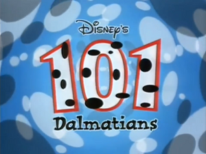 101 Dalmatians The Series Title Card