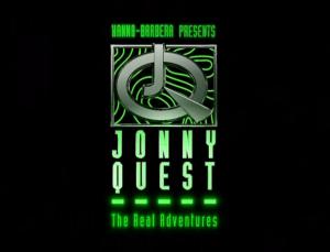 Jonny Quest Title Card