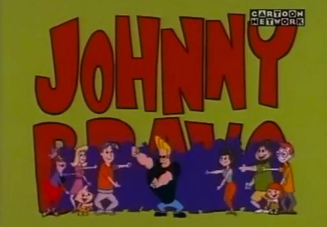 File:Johnny Bravo Title.png