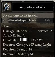 File:Arrowheaded Axe.jpg