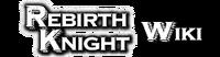 Rebirth Knight Wiki-wordmark
