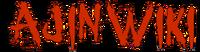 Ajin Wiki-wordmark