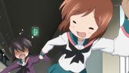 Yutaka drags Tooru