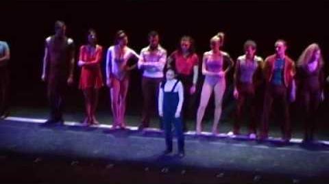 "Fiorella Nolis è ""Connie"" in A Chorus Line"