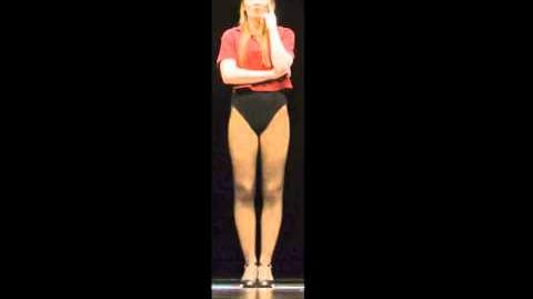 A Chorus Line - At The Ballet - London 2013 Cast