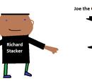 Richard Stacker And Joe The Crow