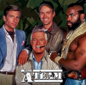 The A-Team - 1024px - Poster