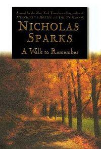 File:A walk to remember book.jpg
