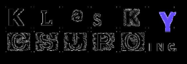 File:KLASKY CSUPO BLACK AND WHITE GRAFFITI LOGO.png