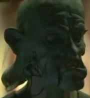 Damaged second mask