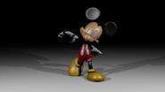 Promo Blank Mickey (Original)