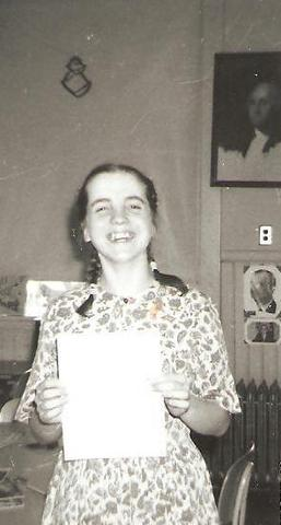 File:Roberta in Classroom at School House.jpg