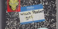 Will's Perfect Girl Notebook/Gallery
