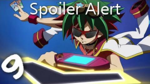 Episode 9 Spoiler Alert