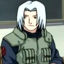 Naruto Sagas - Mizuki Character Profile Picture