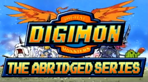 Digimon Campers Guide abridged title block