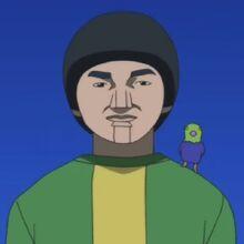 Bird Robot Alien Character Profile Picture