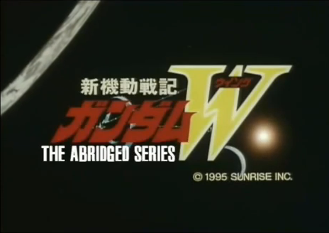File:Gundam Wing Abridged Logo.png
