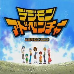 Digimon Adventure Abridged Logo