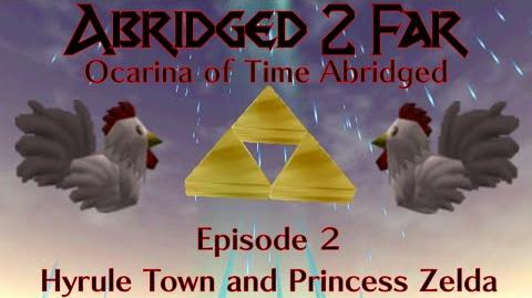 The Legend of Zelda Ocarina of Time Abridged Episode 2-0