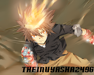 Remake tsuna is ready to battle by raxeon-d4ypiws - Copy