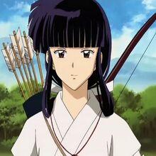 Inuyasha Sagas - Kikyo Character Profile Picture
