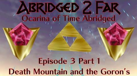 The Legend of Zelda Ocarina of Time Abridged Episode 3 Part 1-0