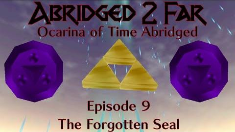 The Legend of Zelda Ocarina of Time Abridged Episode 9