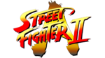 Street Fighter II A Logo