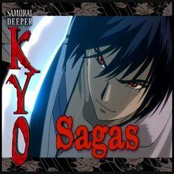 Samurai Deeper Kyo sagas Picture 2
