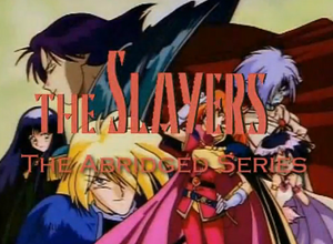 The Slayers abridged title block2