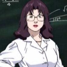 Yoshino Uehara Character Profile Picture