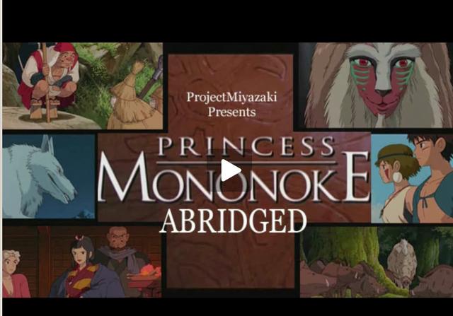 File:Princess Mononoke Abridged Logo.png