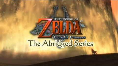 The Legend of Zelda Twilight Princess The Abridged Series Intro-0