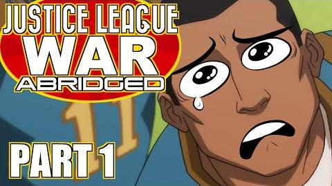 Justice League War Abridged Part 1