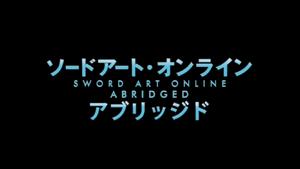 SAO Abridged Logo